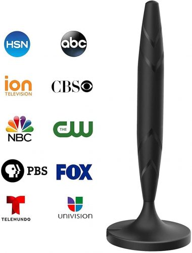 Granny Home Digital TV Antenna for Indoor Use