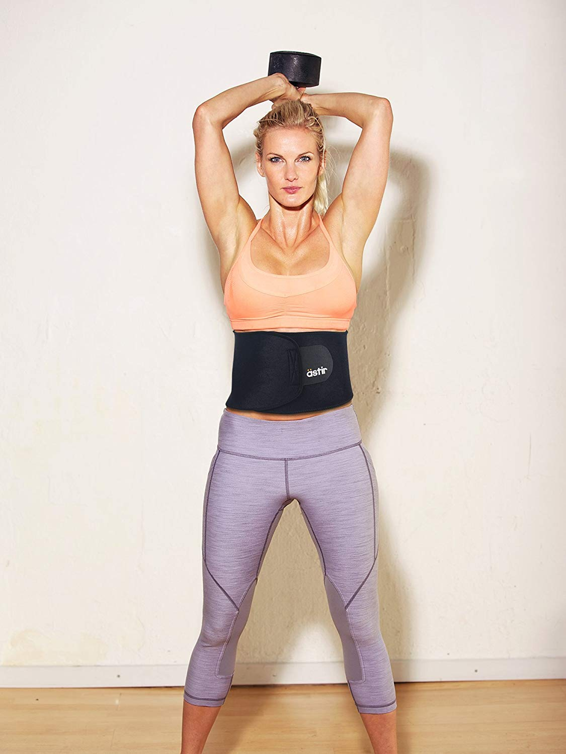 Astir Waist Trimmer Ab Belt - sweat belts