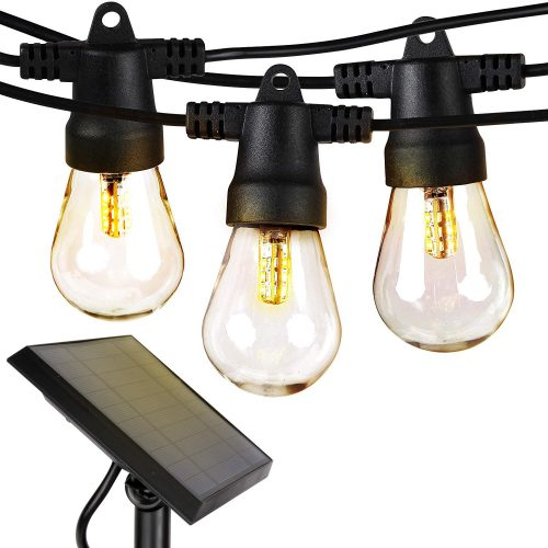 Brightech Solar String Lights