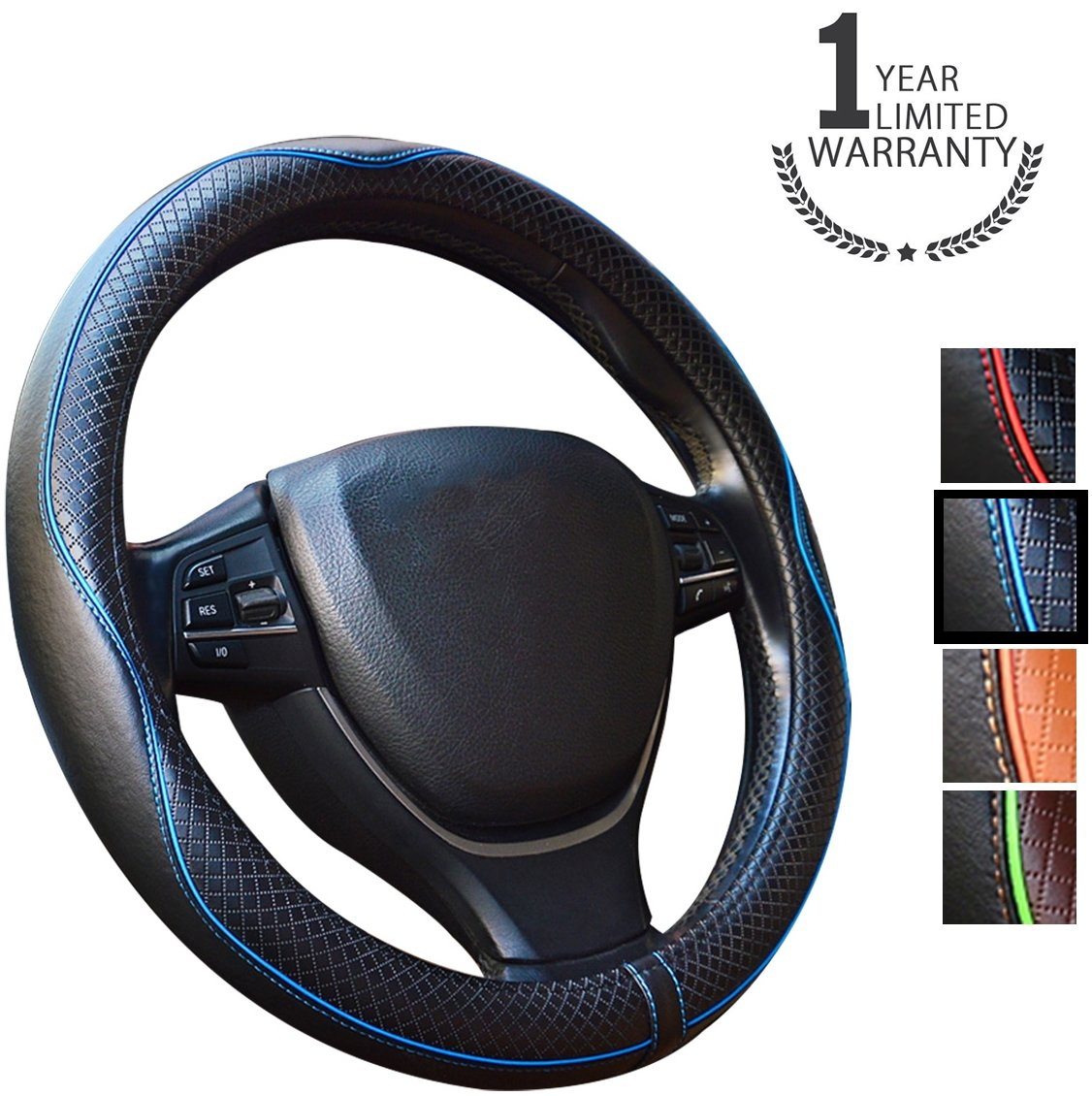 Gomass Steering Wheel Cover
