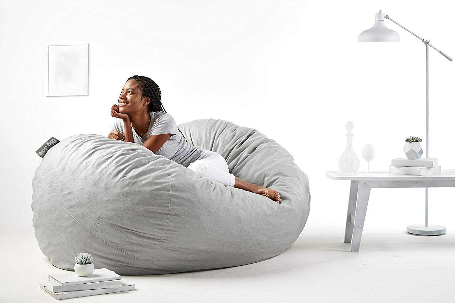 Big Joe XL Fuf Foam-Filled Bean Bag