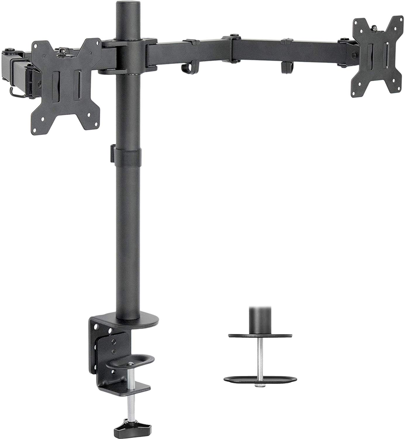 VIVO Dual Adjustable Arms