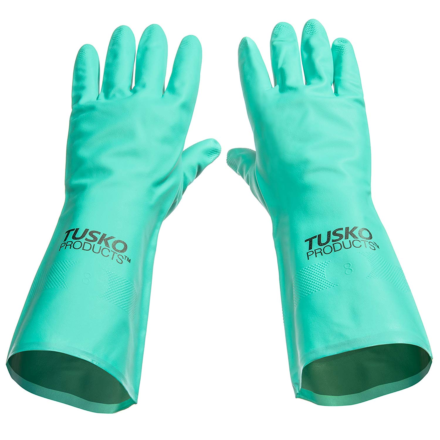 Tusko Nitrile Dishwashing Gloves