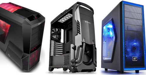 How can you customize your PC CASE?