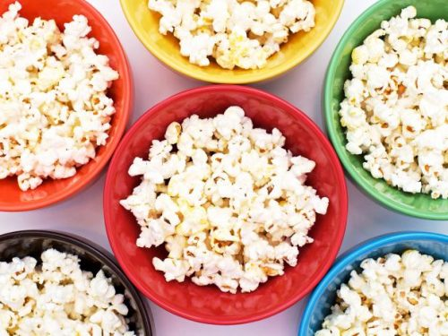 Tips to make your popcorn light and fluffy?