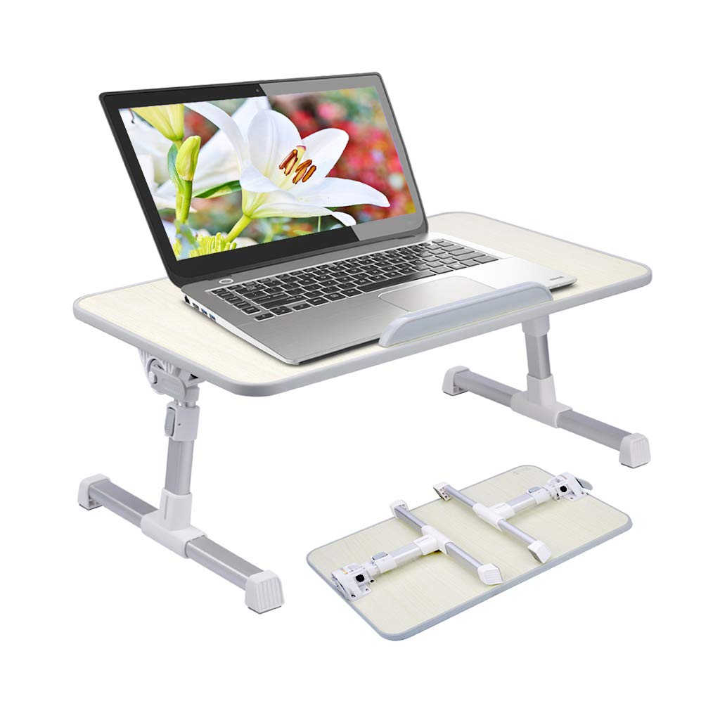Avantree (2019 Version) Portable Laptop Bed Table
