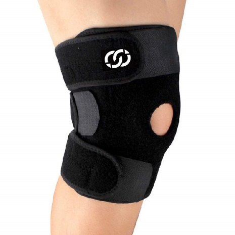 CompressionGear Patella Stabilizing Knee Brace