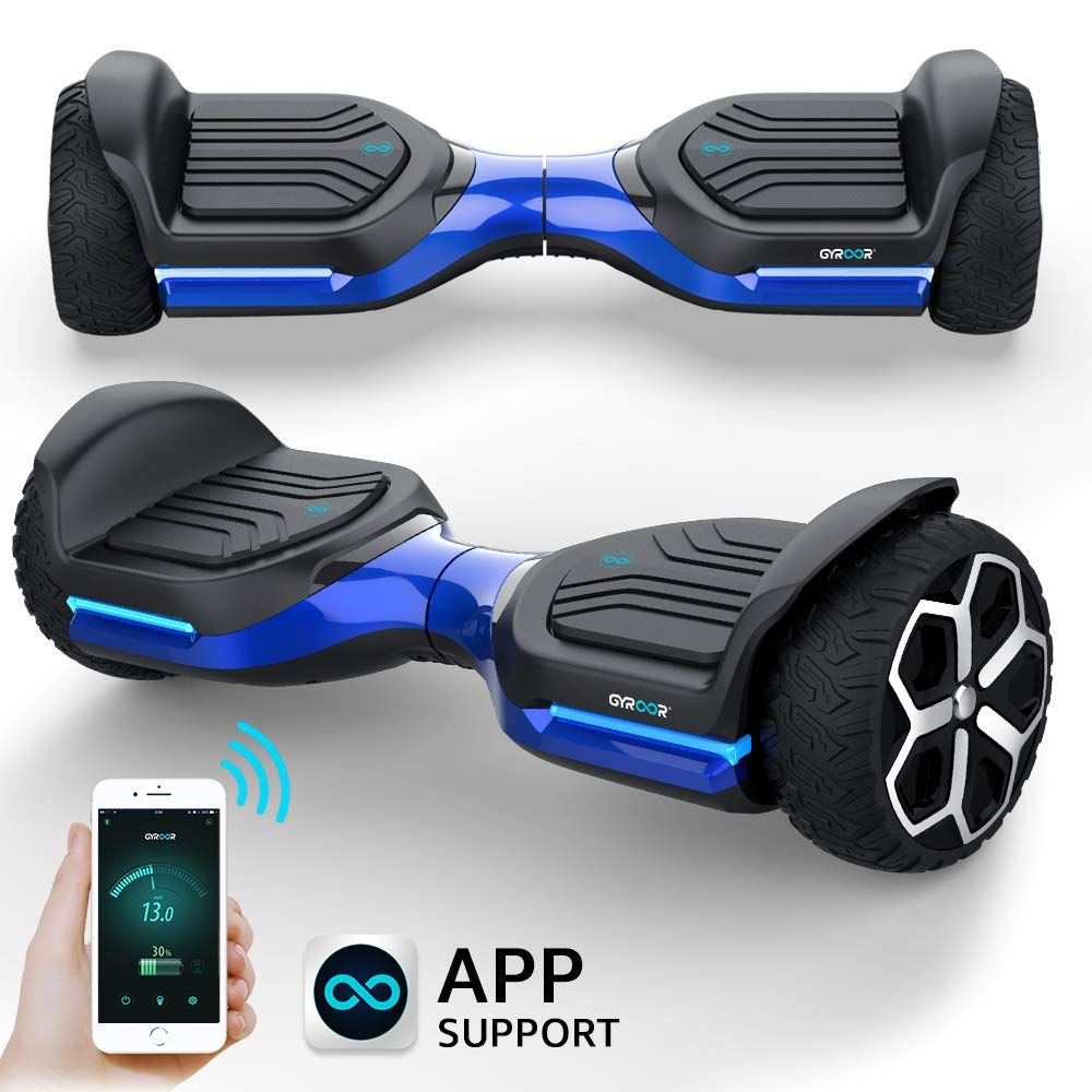 Gyroshoes Hoverboard off-road all-terrain Self Balancing hoverboard