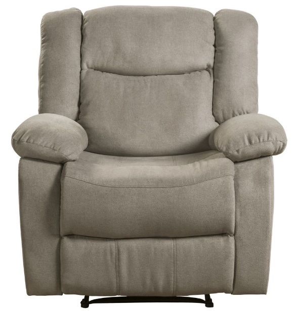 Lifestyle Power Recliner Fabric, Taupe