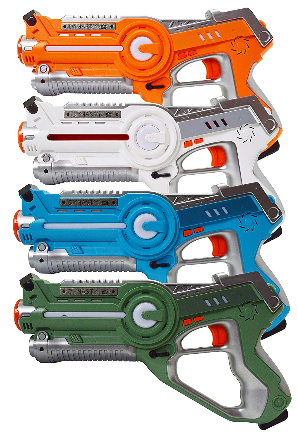 DYNASTY TOYS Laser Tag Set Toys and Carrying Case
