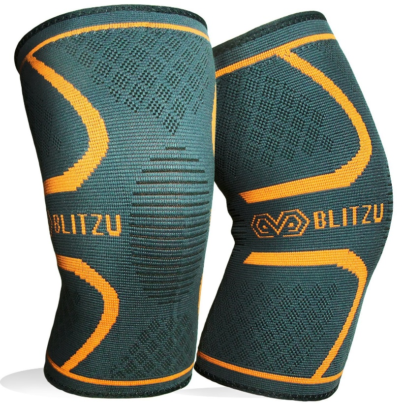 BLITZU Flex Plus Compression Knee Brace