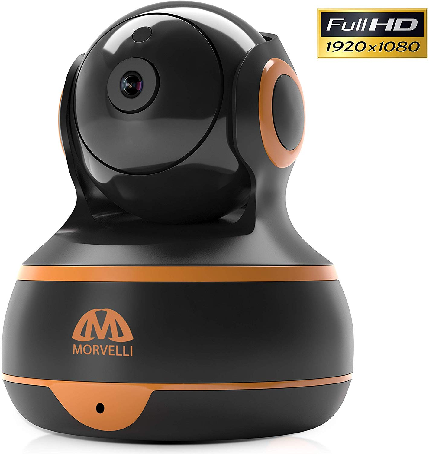 [New 2020] FullHD 1080p WiFi Home Security Camera