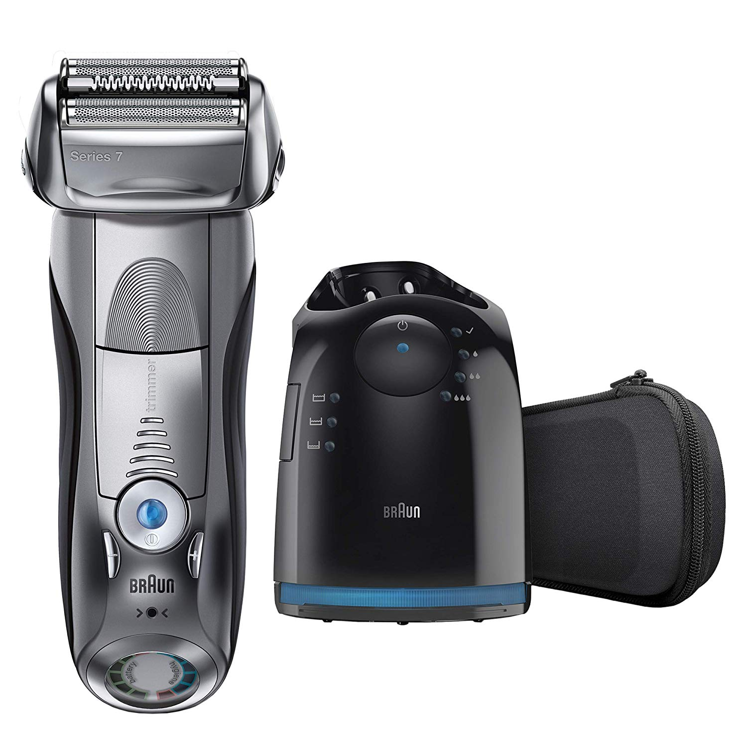 Braun Series 7 790cc-4 Electric Foil Shaver