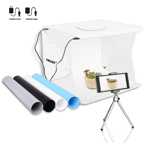 Emart 14 by 16 Photography Table Top Lightbox