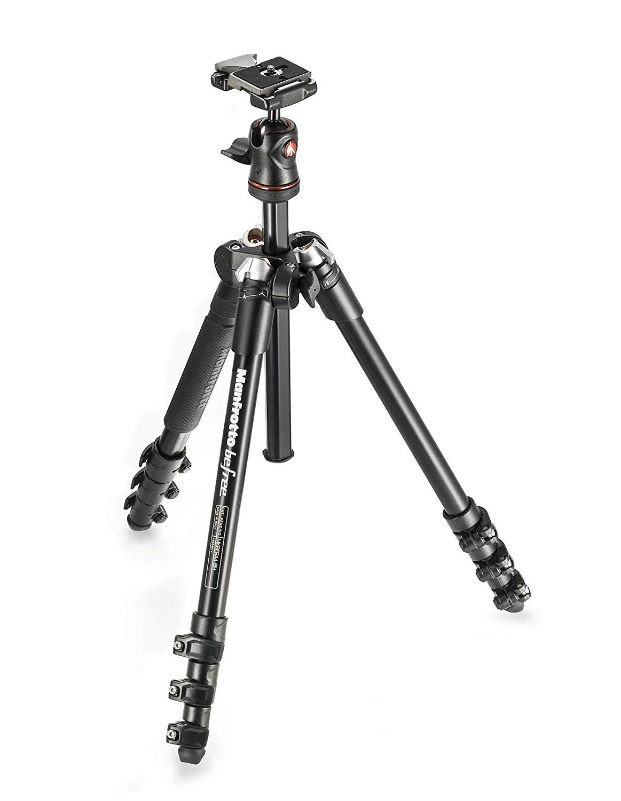 Manfrotto Befree Advanced Travel Aluminum Tripod