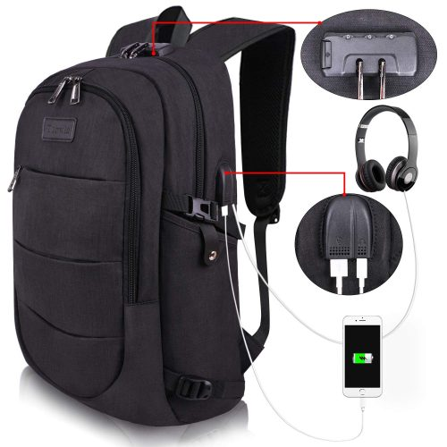 Travel Laptop college Backpack