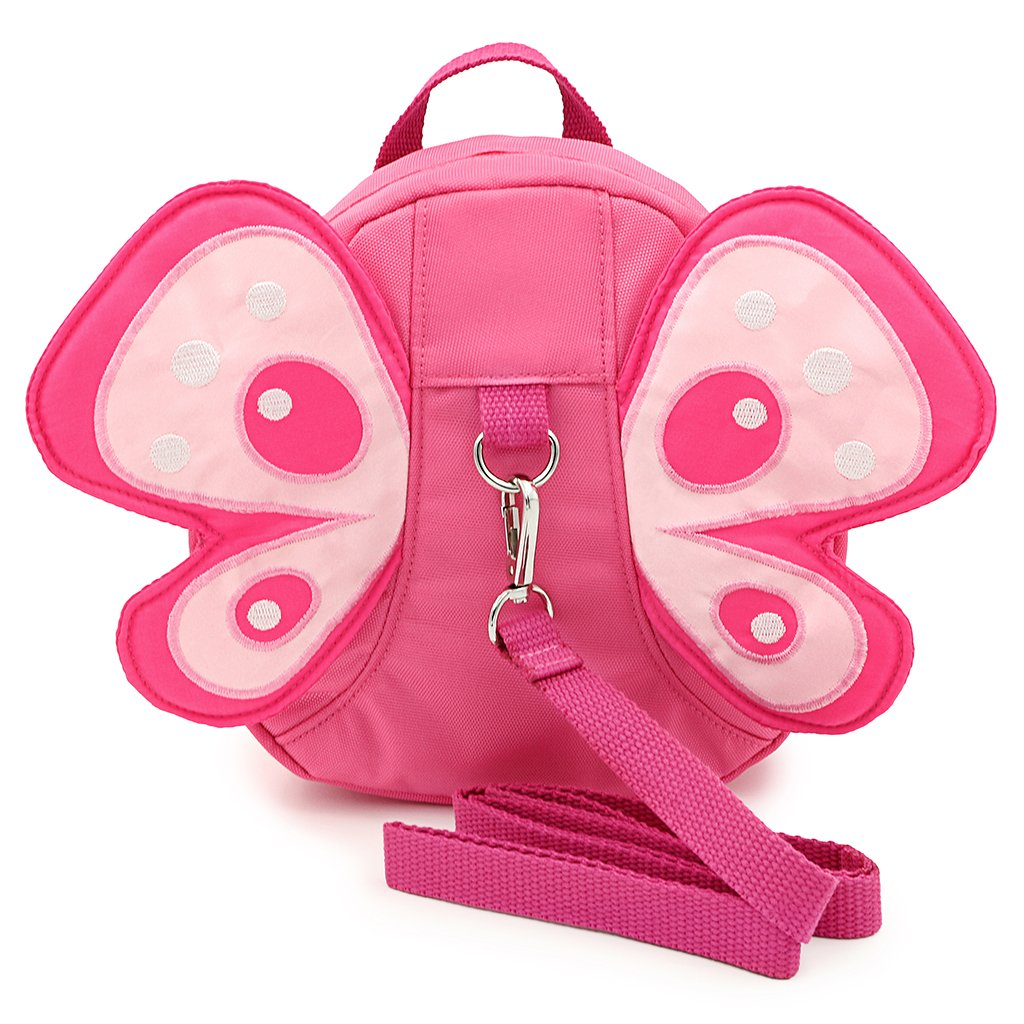 Hipiwe Butterfly Baby Walking Safety Backpack