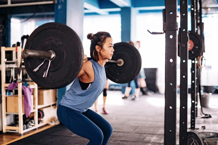 Does doing squats make your butt bigger?
