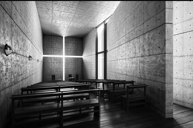Church of Light - Tadao Ando Architect