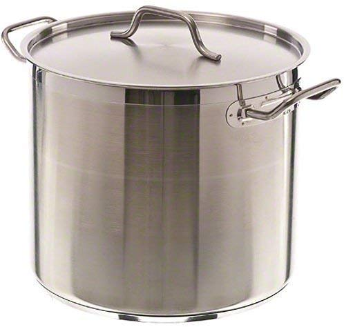 20 Qt Stainless Steel Stock Pot