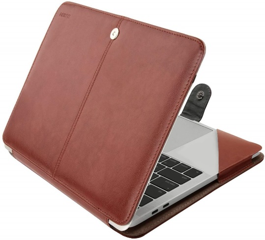 Mosiso MacBook Pro Leather Slim Cover