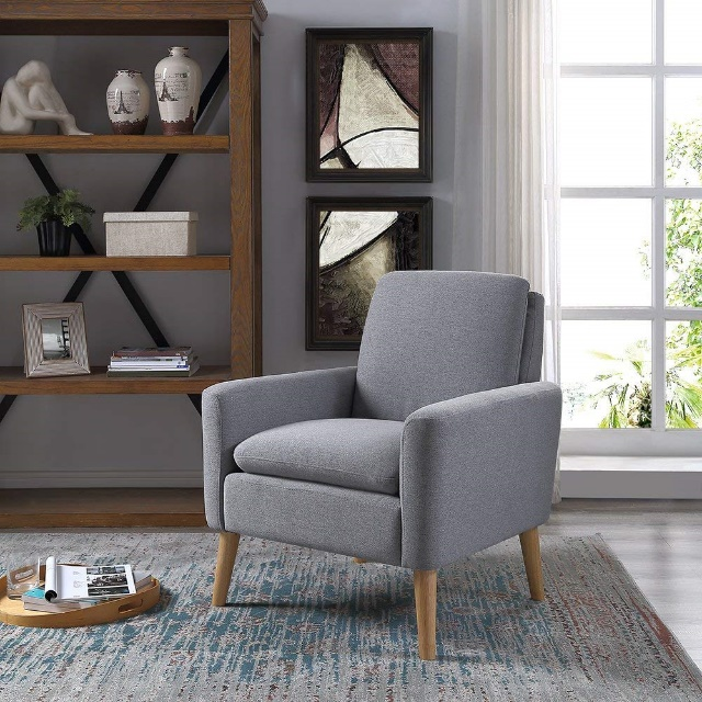 Lohoms Modern Fabric Chair
