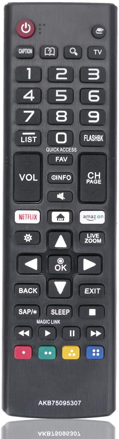 New Remote Control AKB75095307