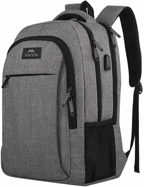 Anti-theft College Laptop Backpack