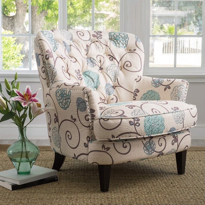 Christopher Knight Home Tafton Arm Chair