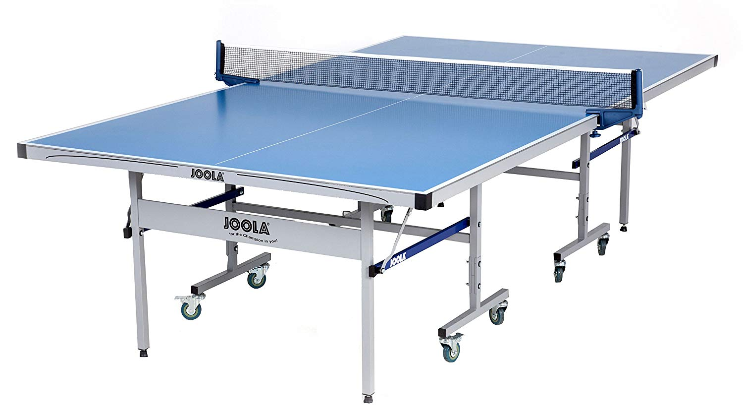 Outdoor Table Tennis Table with Waterproof Net Set