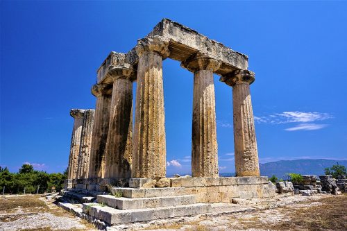 Temple of Apollo - Famous Classic Architecture