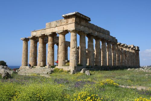 The Temple of Hera - Famous Classic Architecture