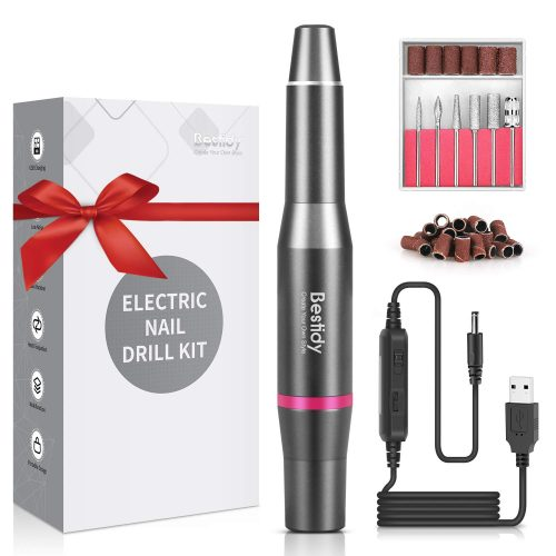 Bestidy Best Gift Electric Nail Drill Kit