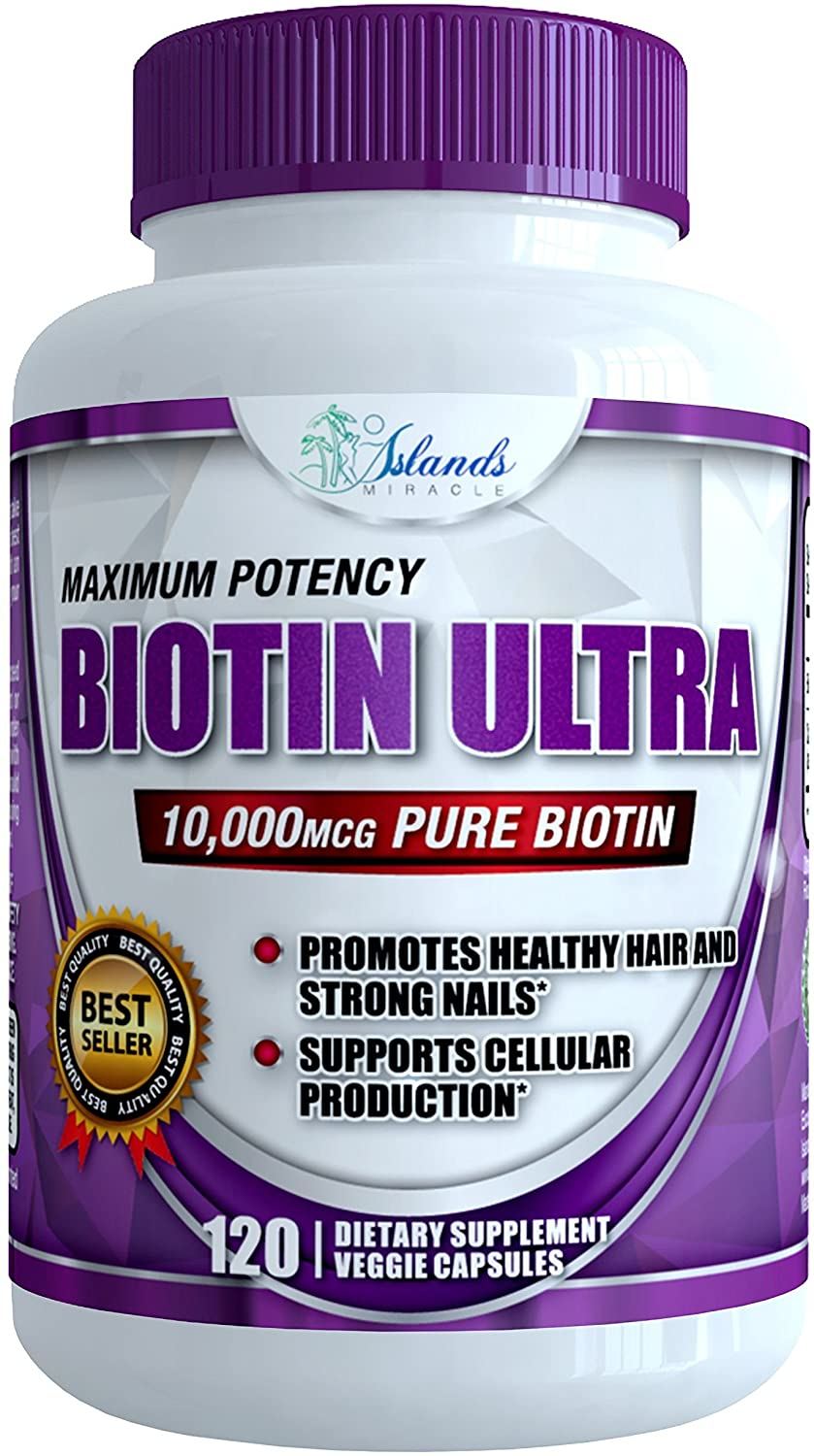Benefits Of Biotin For Hair Growth
