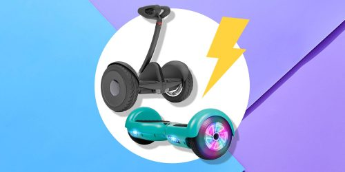 What are the criteria when buying a hoverboard?