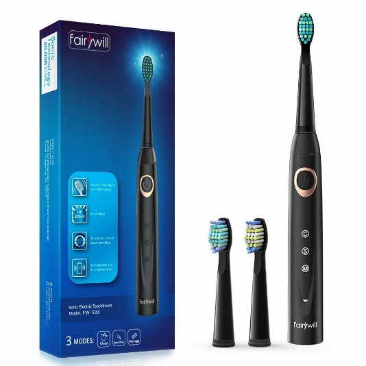 Sonic Electric Whitening Toothbrush