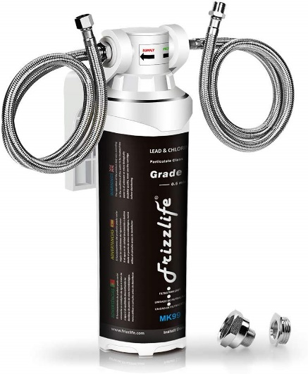 Frizzlife Water Filter System