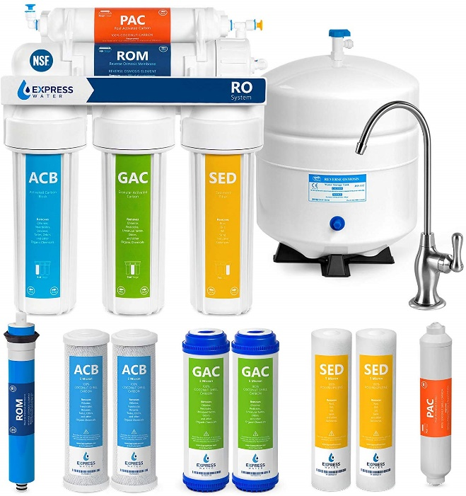 Express Osmosis Water Filtration System