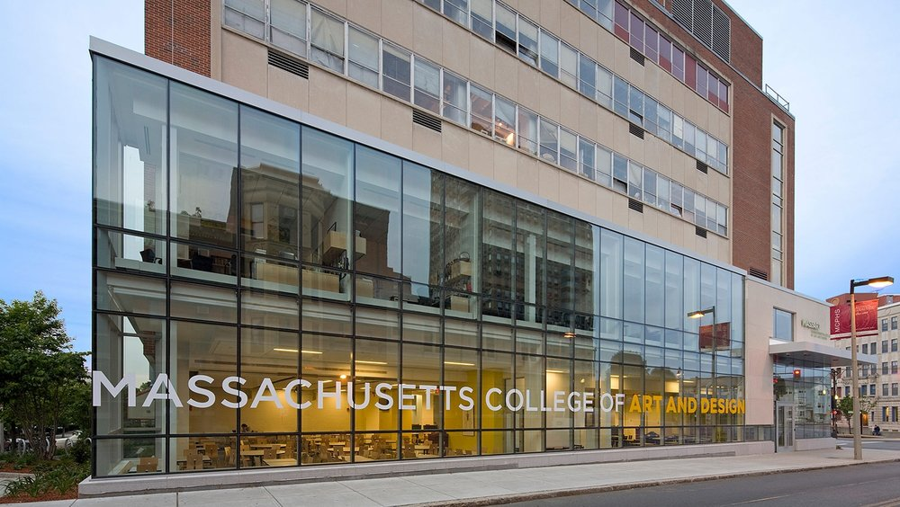 Massachusetts College of Art and Design, Boston, Massachusetts