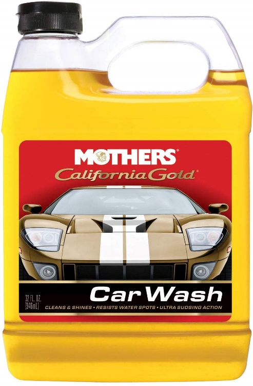 Mothers 05632 Gold Car Wash