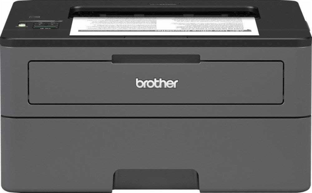 Brother US HLL2370DW Compact Laser Printer