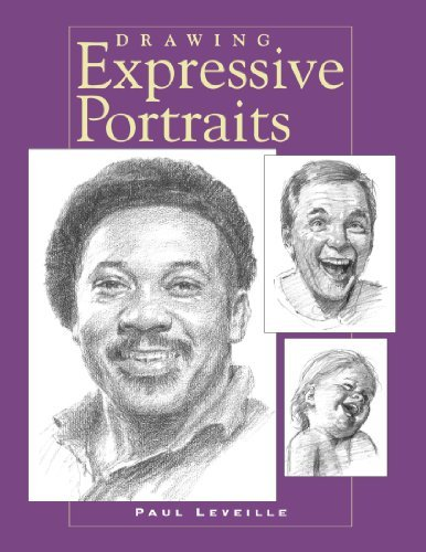 Drawing Expressive Portraits Paperback