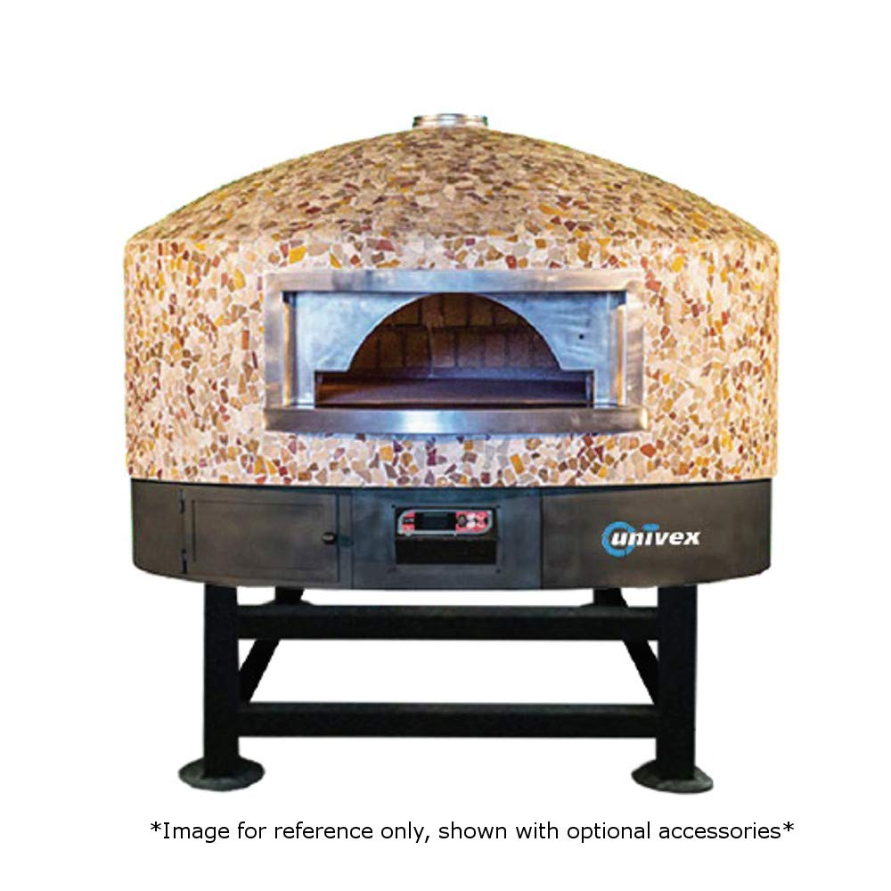 Univex DOME59RT Rotating Dome Gas Pizza Oven - Commercial Oven
