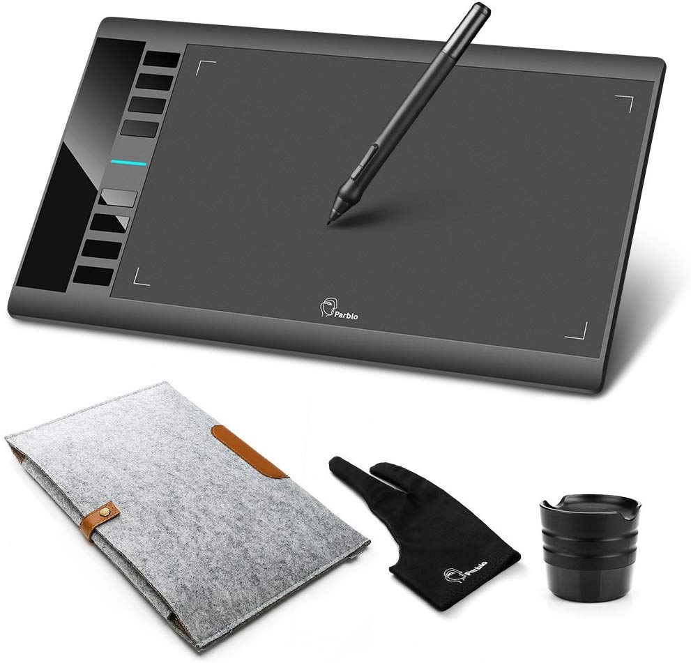 Parblo A610 Graphic Drawing Tablet