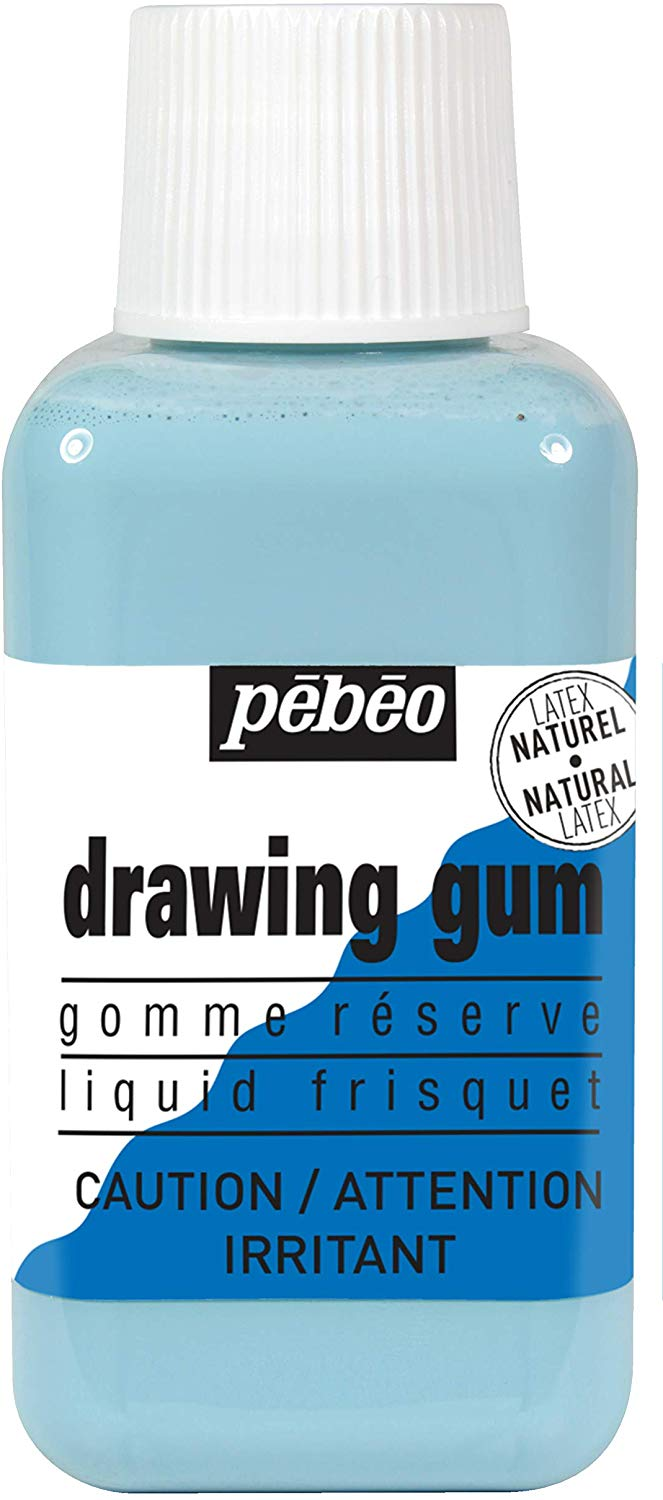 Pebeo PE372000 Drawing Gum 250ml