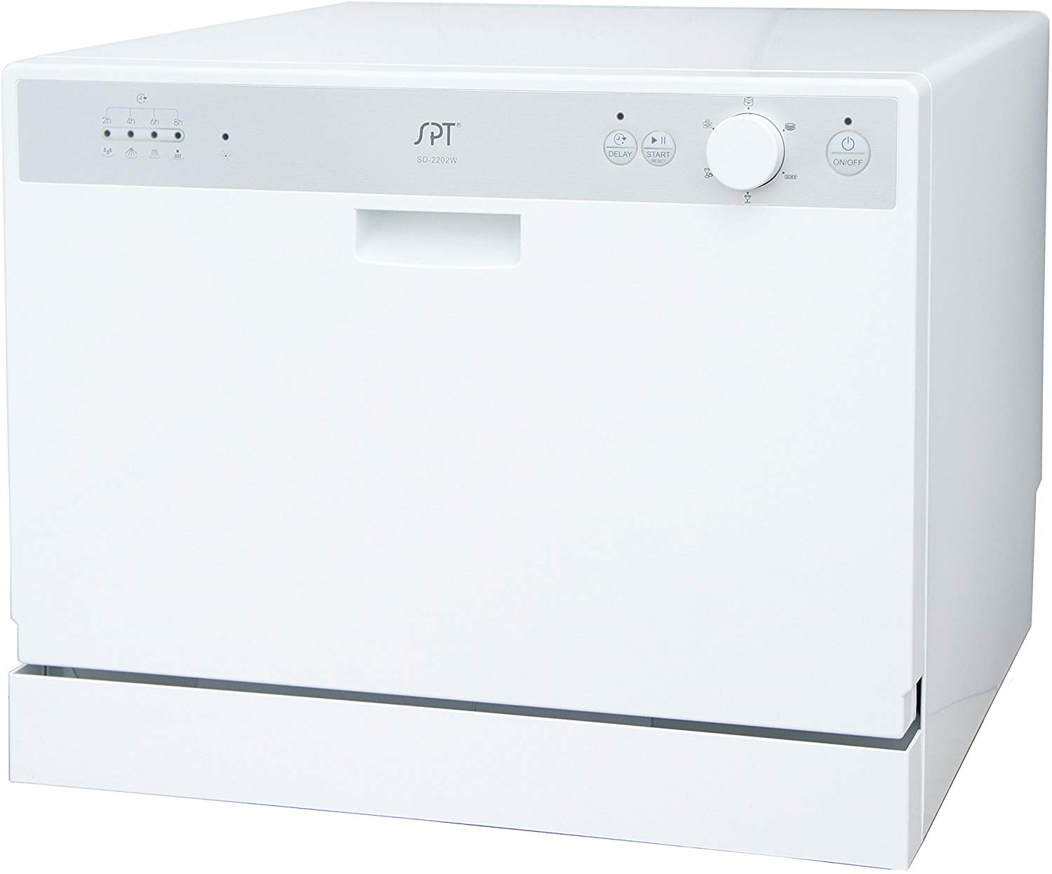 Sunpentown SD-2202W Countertop Dishwasher