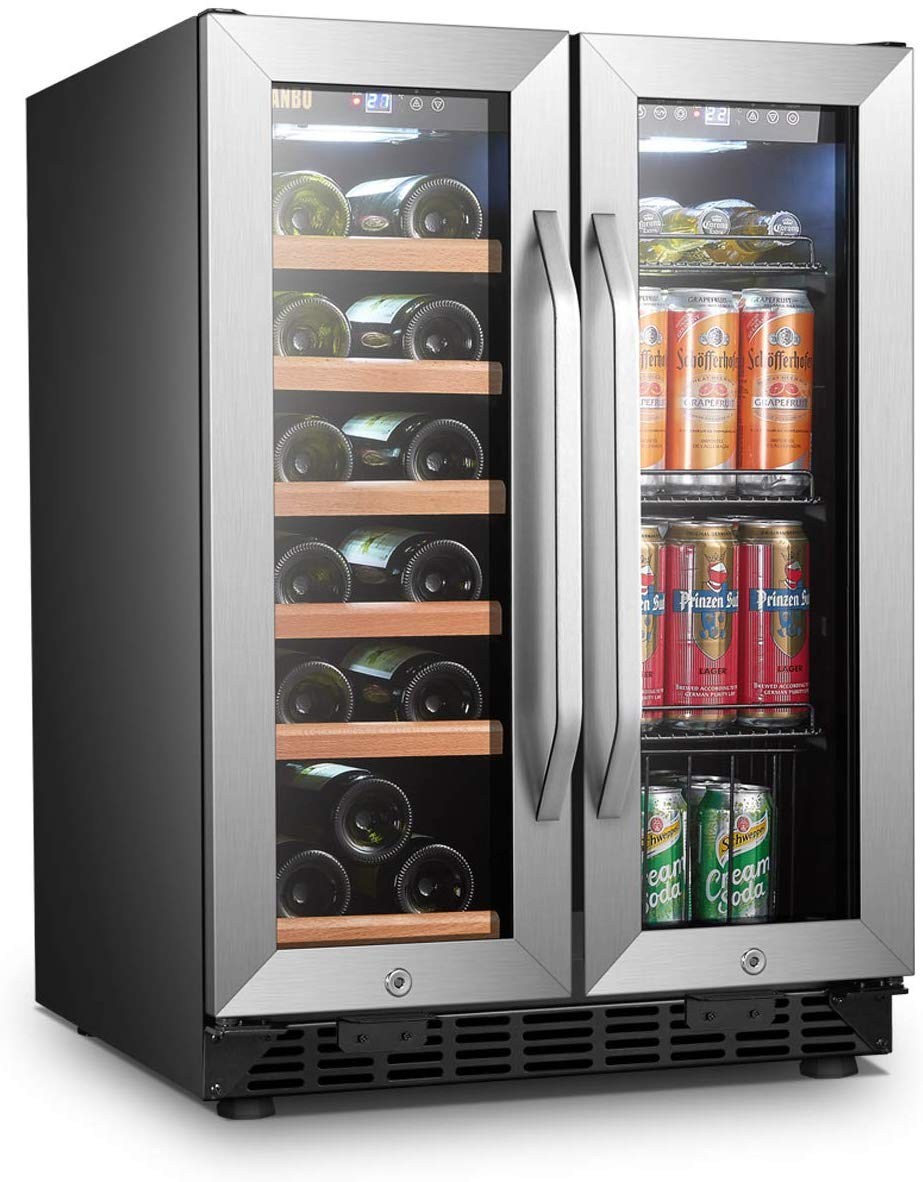 Lanbo Wine and Beverage Refrigerator