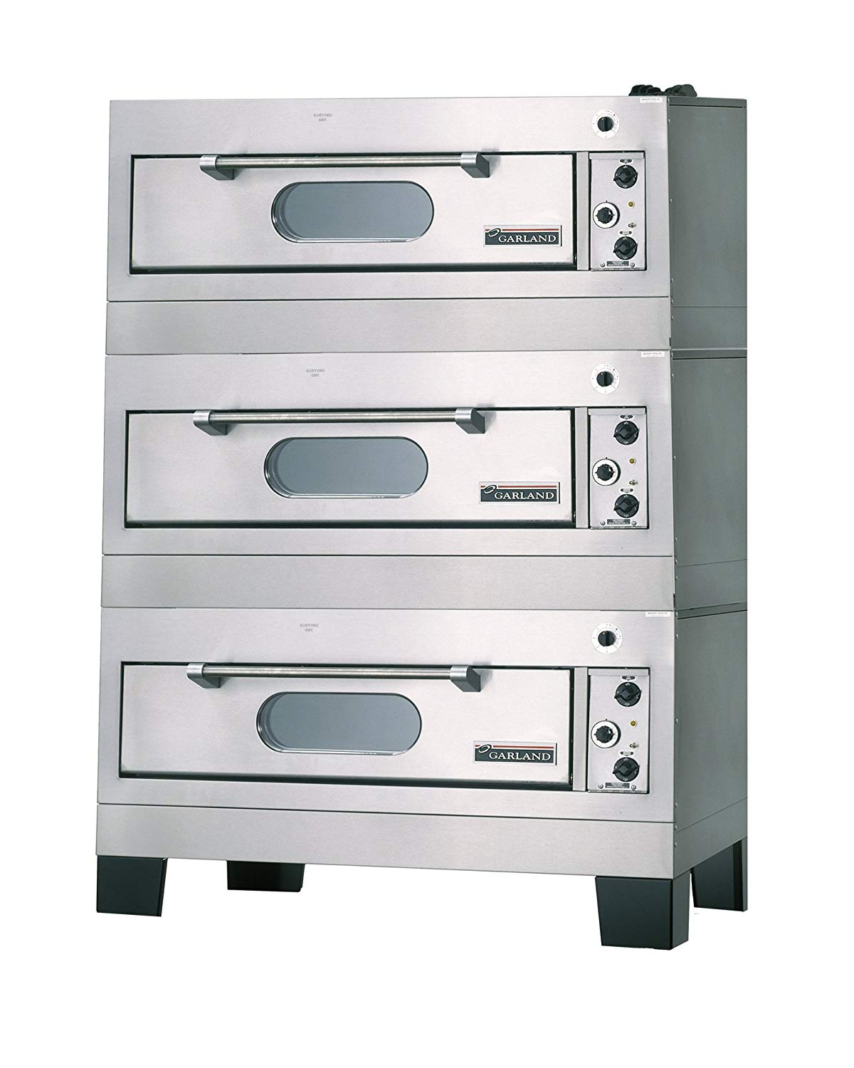 Garland E2111 Electric Triple Deck Bake Oven - Commercial Oven