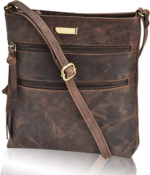 Leather Crossbody Purse for Women - Crossbody bag For Women