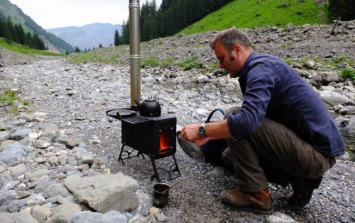 How Efficient is Portable Wood Stove?
